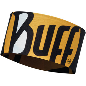 Buff Coolnet UV+ Nakrycie głowy, ultimate logo black
